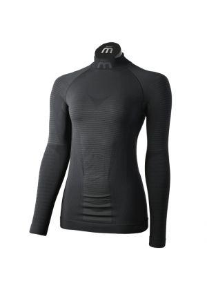 MICO - Maglia donna collo alto Warm Control Underwear Skintech