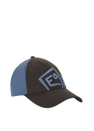 E9 - Cappello con visiera rigida Jim - Blu