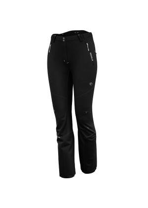 REDELK - Pantalone donna pesante con ghetta interna Lava 2 - Nero