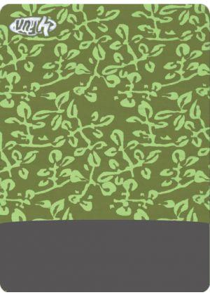 4FUN - Scalda collo scarf 8 in 1 in Polartec e Micro fibra - colore Leaves Olive