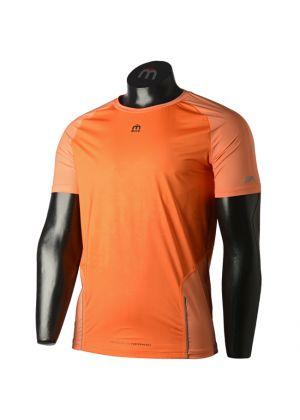 MICO - T-Shirt uomo girocollo per la corsa con taschino Advanced