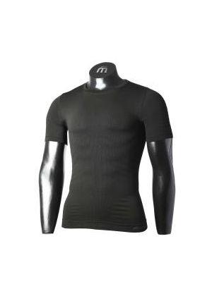 MICO - Maglia uomo girocollo Underwear Extra Dry - Nero