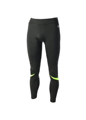 MICO - Pantalone uomo per corsa elasticizzato X-Performance Run - Nero