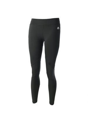 MICO - Pantalone donna elasticizzato per run X-Performance - Nero