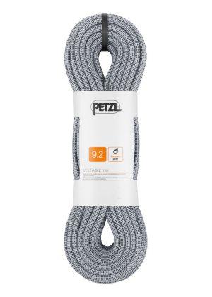 PETZL - Corda dinamica Volta 9.2 mm - 80 mt - Grigio