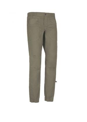 E9 - Pantalone uomo in cotone leggero arrampicata e palestra Rondo Artrock - Warm Grey
