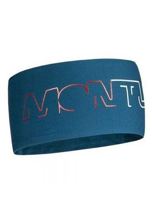 MONTURA - Fascia per testa Walk Band - Blu ottanio