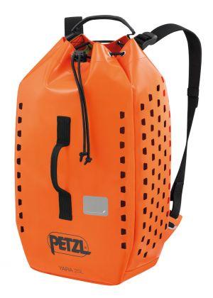 PETZL - Sacco porta corda per torrentismo Yara Guide 25 L