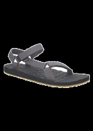 LIZARD - Sandalo plantare in microfibra Trail - Dark Grey