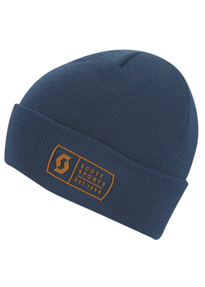 SCOTT - Cappello con bordino Beanie Team 20 Merino - Blu