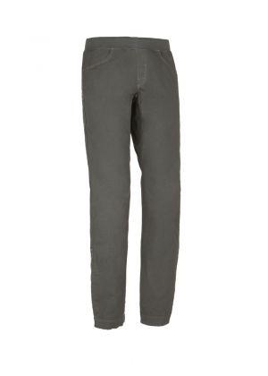 E9 - Pantalone uomo in cotone leggero arrampicata e palestra Sid2.1 - Iron