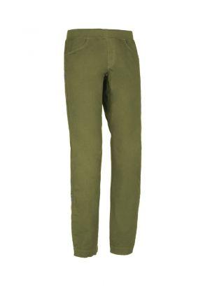 E9 - Pantalone uomo in cotone leggero arrampicata e palestra Sid2.1 - Pistacchio