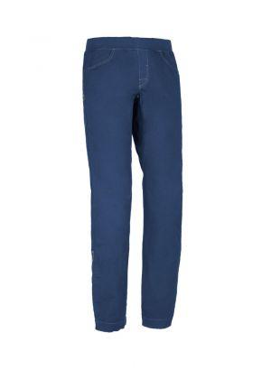 E9 - Pantalone uomo in cotone arrampicata e palestra Sid2.1 - Royal Blu