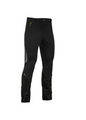 REDELK - Pantalone pesante per alpinismo trekking W-Summit 3 - Nero