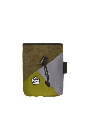 E9 - Porta magnesite con cintura Zucca - Verde