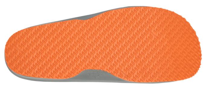 miniatuur 11 - LIZARD - Sandalo plantare in microfibra fascia intrecciata Hex H2O - Grigio