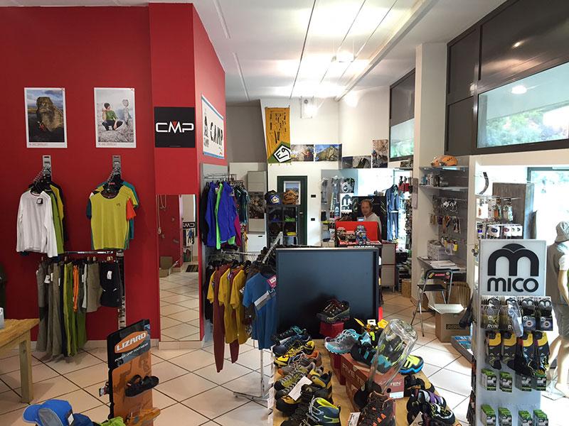 Spit Sport Outdoor negozio Fano (PU) - Italia